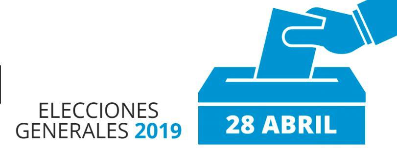 ELECCIONES 28 Abril 2019