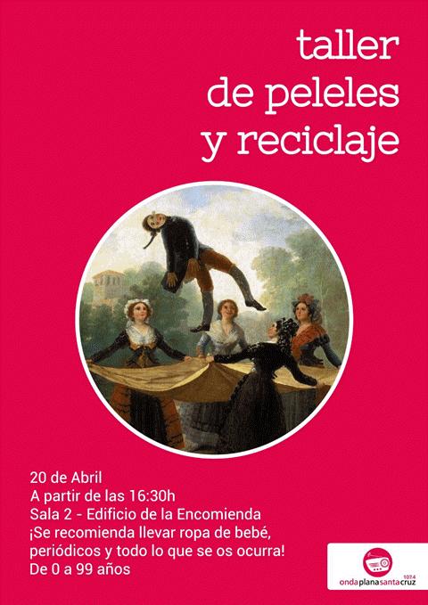 TALLER DE PELELES (Abril 2019)