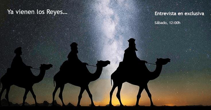 ENTREVISTA REYES MAGOS 2019