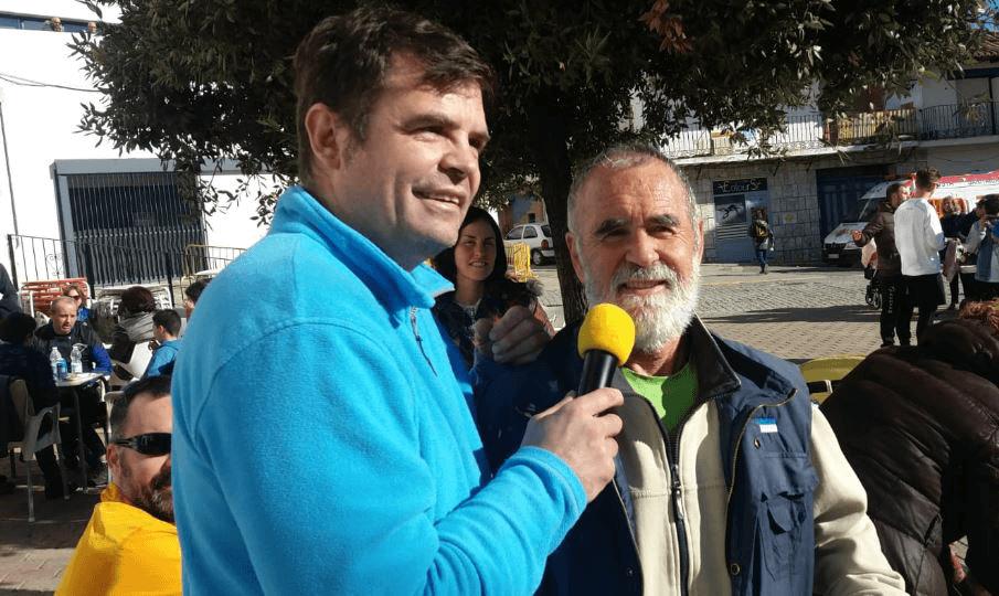 San Silvestre 2018 Entrevista 2