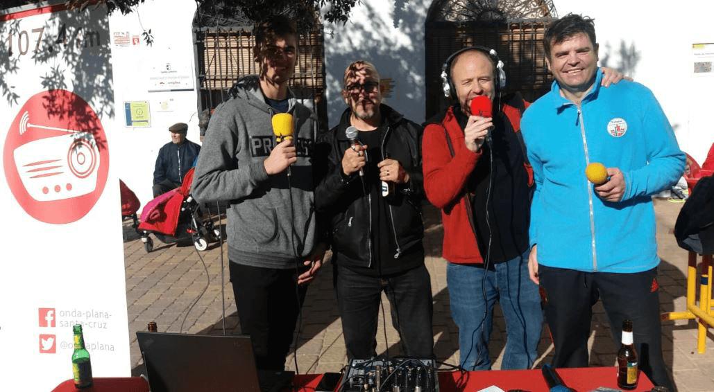 San Silvestre 2018 Entrevista 1